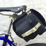 Carradice Barley Saddlebag negro