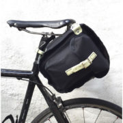 Carradice Nelson Saddlebag negro